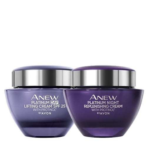 ANEW Platinum Dag & Nacht set
