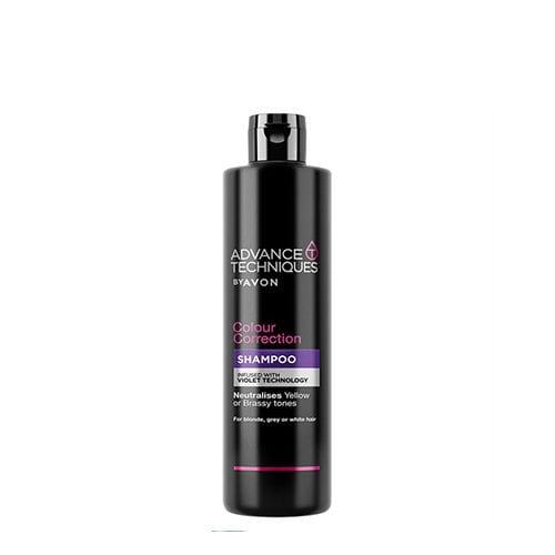 Advance Techniques Violet Shampoo voor Blond / Highlighted haar (Nieuwe Verpakking)