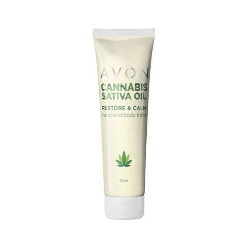AVON Cannabis Sativa Olie Balm
