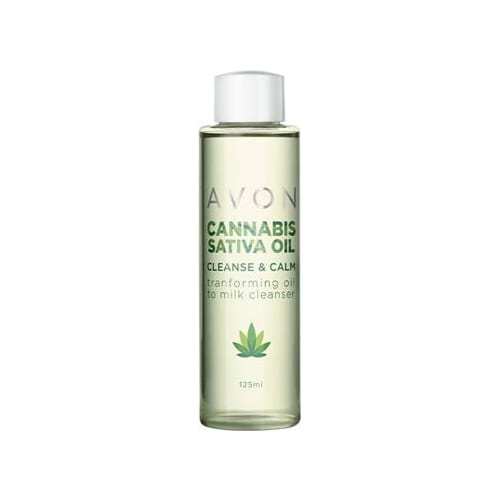 AVON Cannabis Sativa Olie Gezichtsreiniger