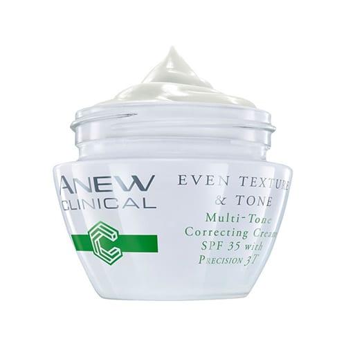 ANEW Clinical Even Texture & Tone Cream voor een gelijkmatige huidtint SPF 35