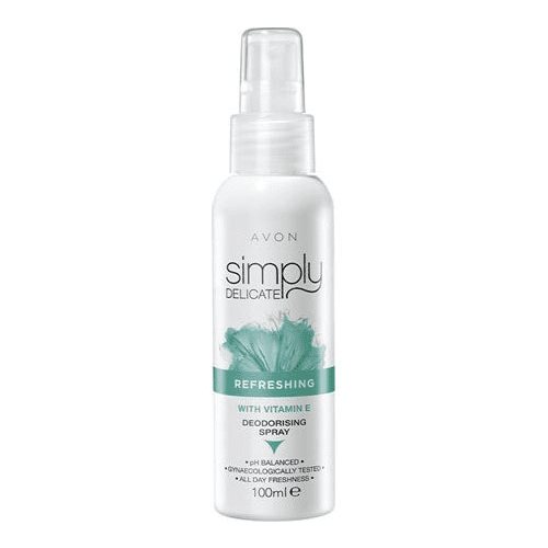 Simple Delicate Refreshing Deospray
